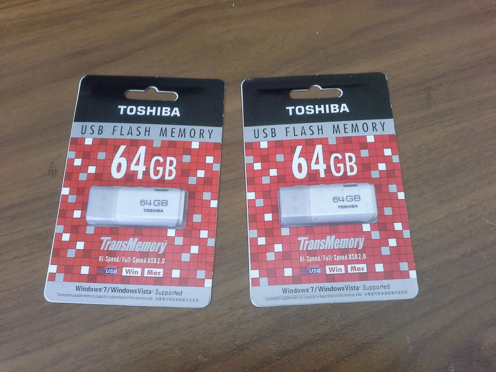 Flashdisk Toshiba 64gb Bekasi Online Shop