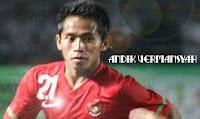 Foto Biodata Andik Vermansyah Timnas U23