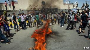 AS Peringatkan Adanya Ancaman Teror