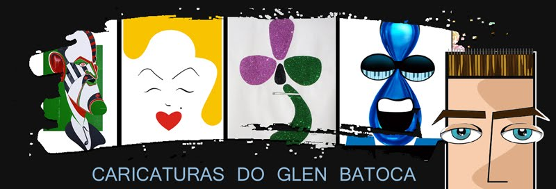 Caricaturas do Glen Batoca