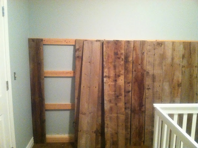 building a barnwood wall, barn wood wall, how to build a barn wood wall