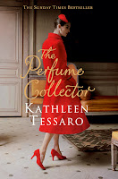 Book cover of The Perfume Collector by Kathleen Tessaro