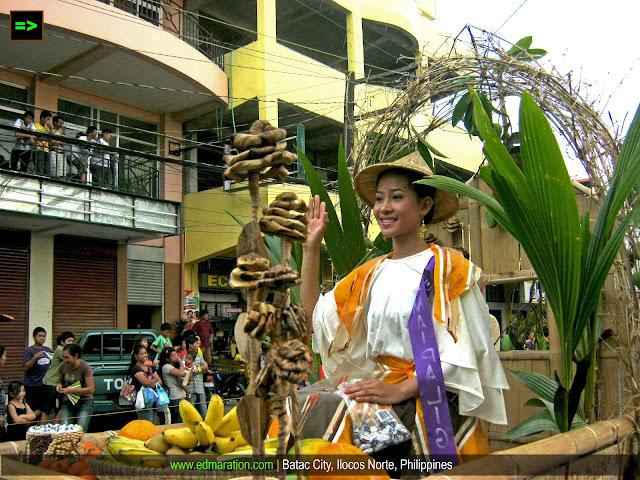 Batac City | Farmers Festival Caroza Parade