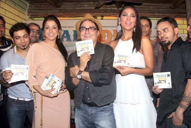 Lara Dutta At Chalo Dilli Audio Launch Photos