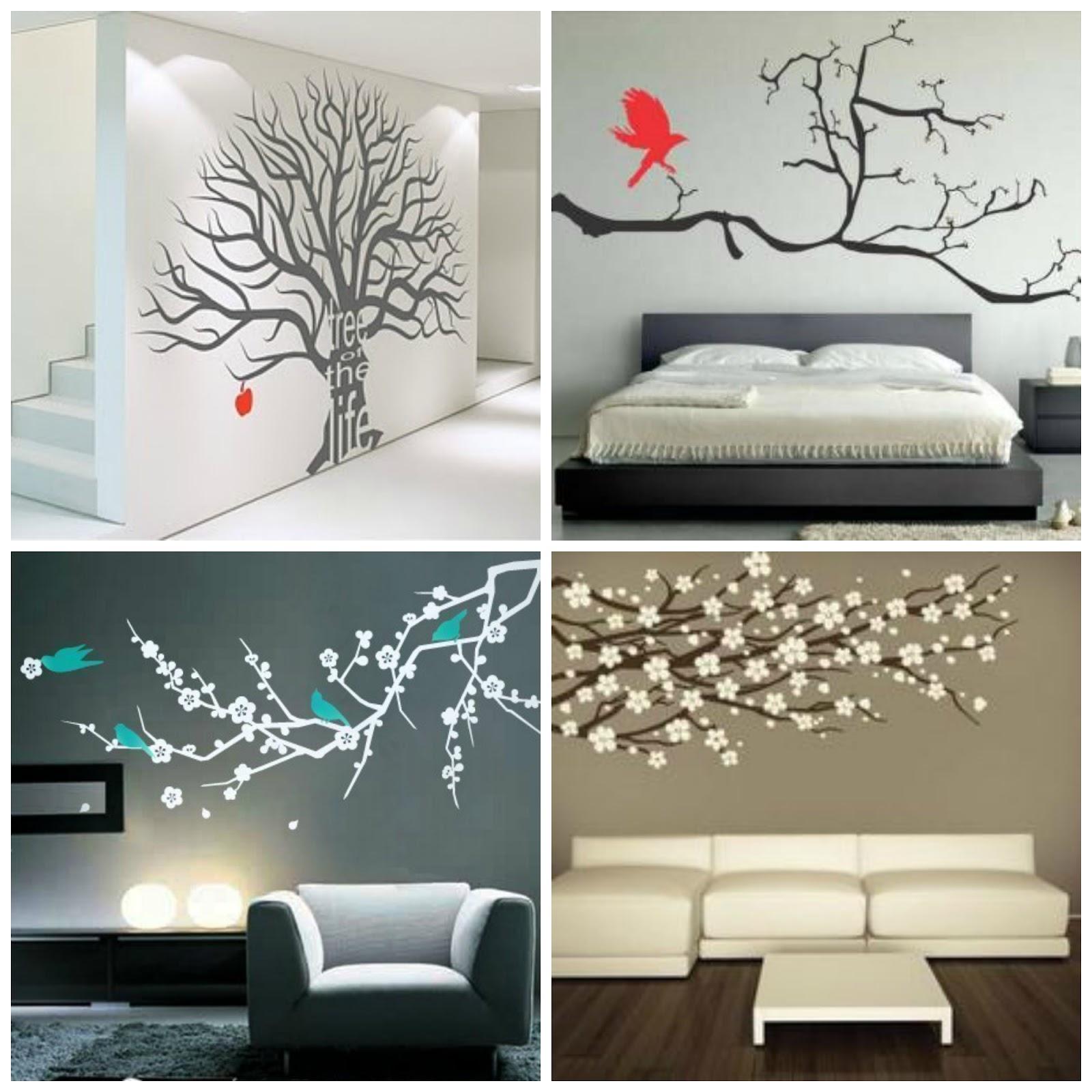 Alquiler de apartamentos y locales vinilos decorativos for Decoracion vinilos