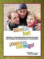 VOLUNTARIADO SOCIAL en Euskadi