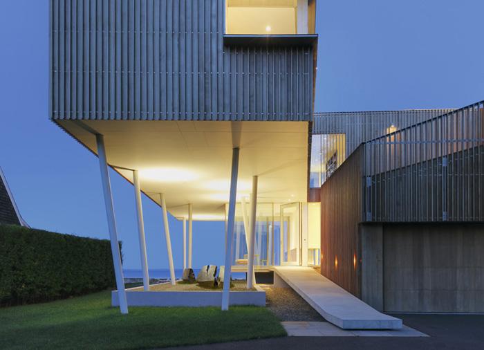Casas minimalistas y modernas mas accesos a viviendas for Viviendas minimalistas