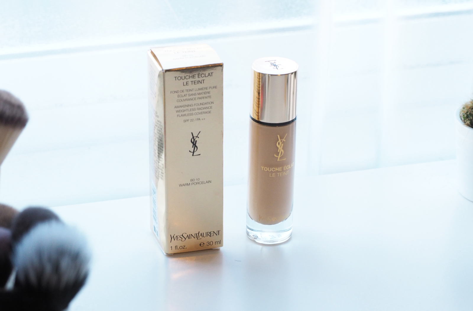 YSL Touche Éclat Le Teint Foundation