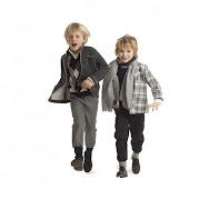 Moda en ropa para niños de H y M Kids - Invierno 2013 ropa para niã±os de hym kids