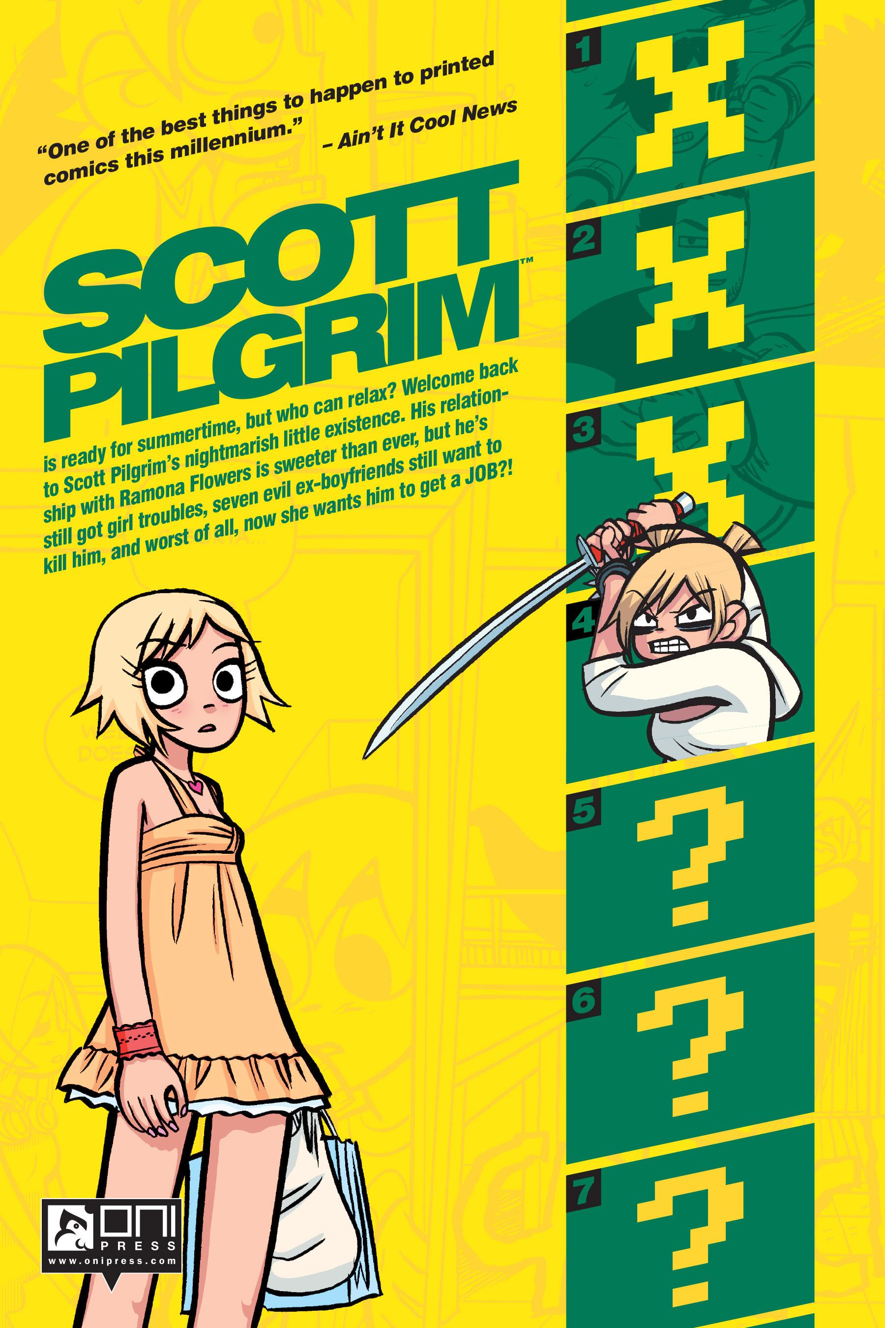 Read online Scott Pilgrim comic -  Issue #4 - 239