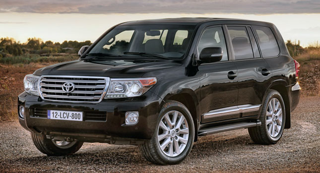 2013 Toyota Land Cruiser Toyota Land Cruiser 2013 Indonesia   Harga, Spesifikasi dan Review