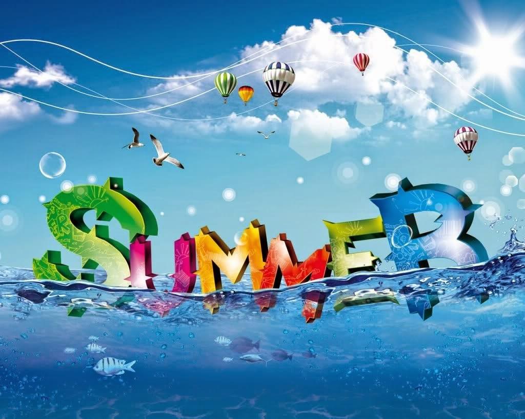 It´s summertime!