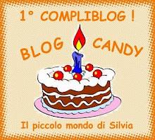 2° blog candy