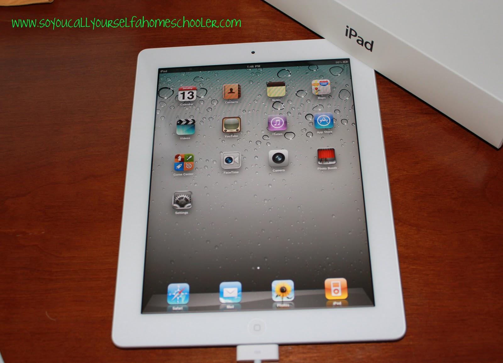 iPad Wi-Fi 32GB - Silver - Apple