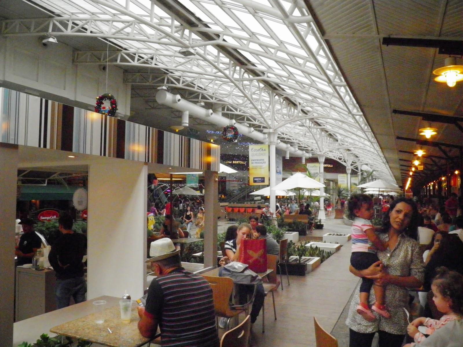 Shopping Estação - Curitiba - TURISMO E VIAGEM
