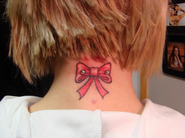 Imagens de Tatuagens na Nuca