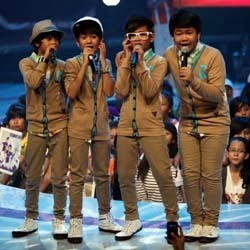 Foto Konser Coboy Junior 2013 Jakarta Terbaru