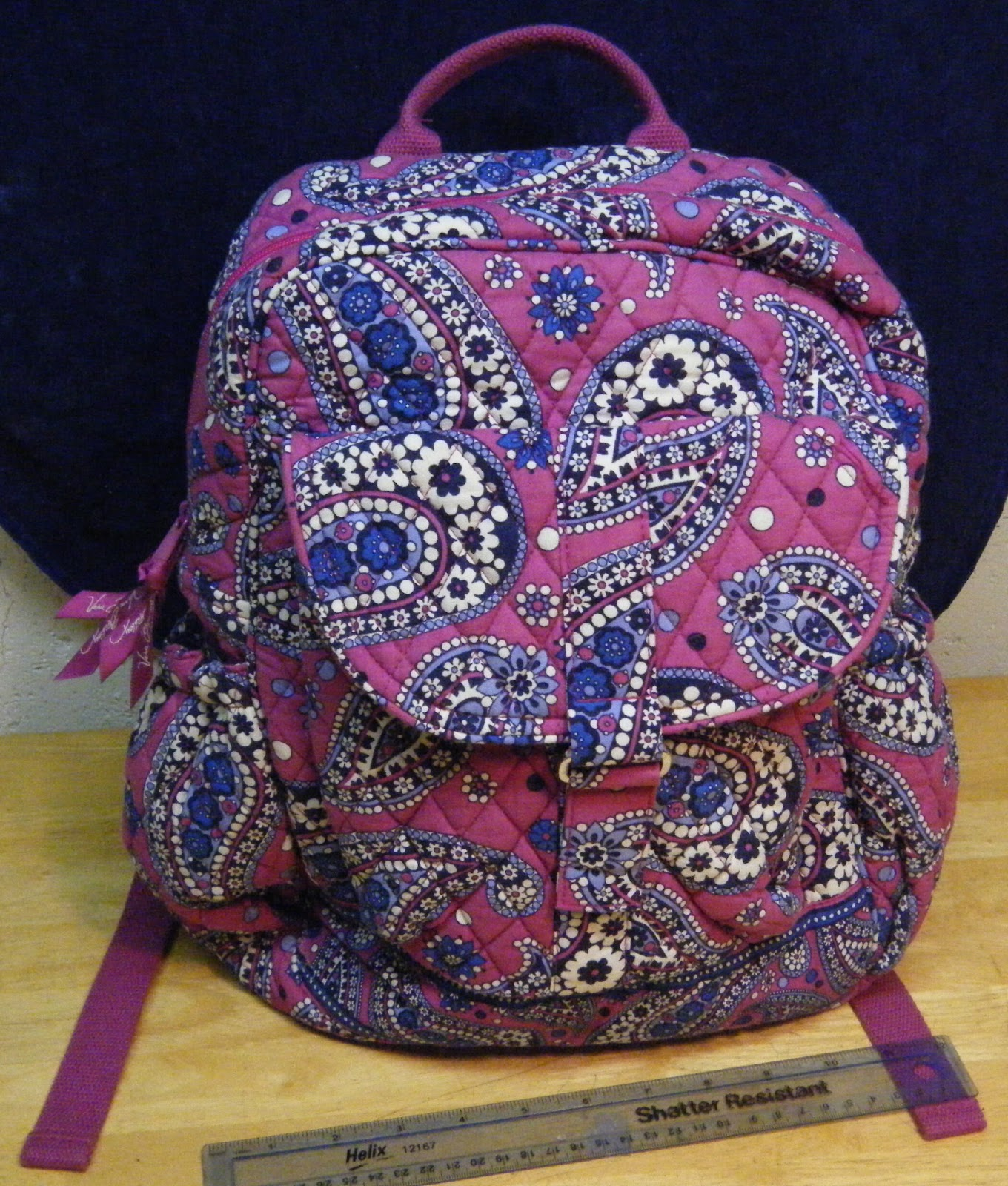 5a214972dc Money in the Garage  The Vera Bradley Outlet Store