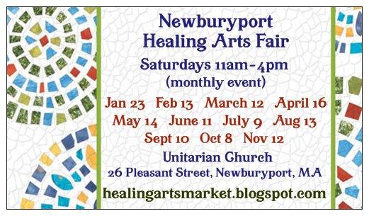 Newburyport Healing Arts Market