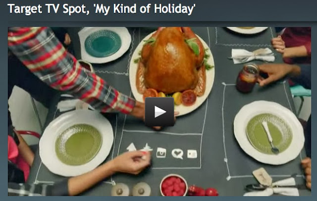 http://www.ispot.tv/ad/75Ir/target-my-kind-of-holiday