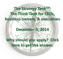 Strategy Tank December 5