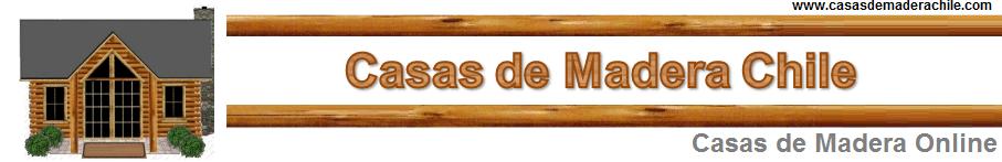 Casas de madera en chile