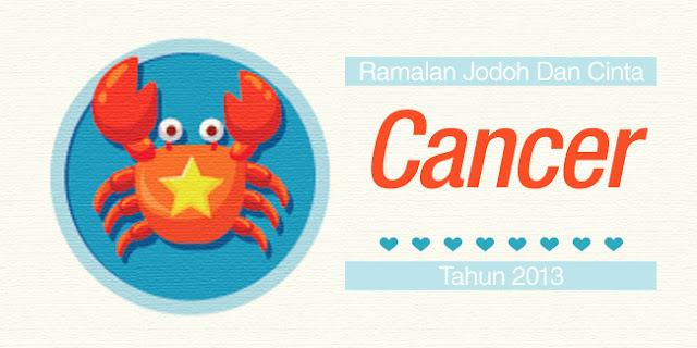 Bintang Cancer : Ramalan Jodoh Dan Cinta Tahun 2013
