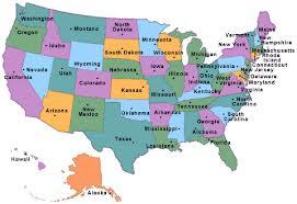 A Few U.S. State Facts