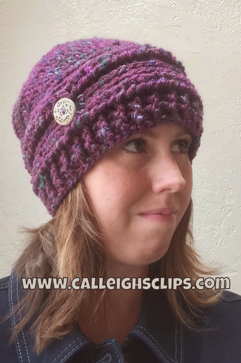 Calleigh\'s Clips & Crochet Creations: Pattern Review: Ups and Downs ...
