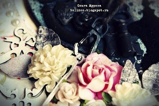 открытка, свадебные украшения