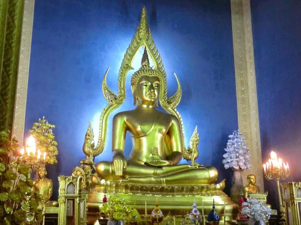 El mundo a tus pies templo m rmol bangkok for Con que se limpia el marmol