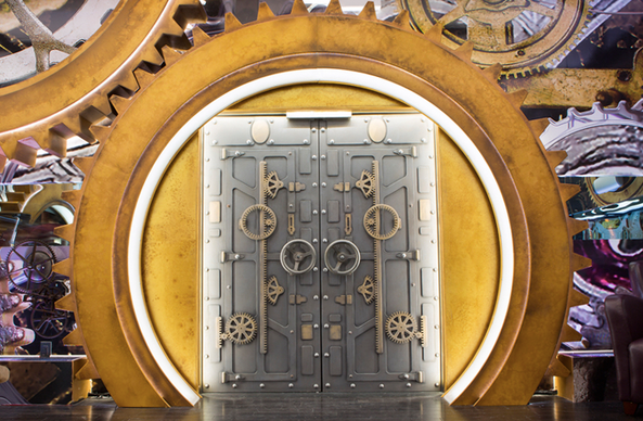 BBCAN3 House Door