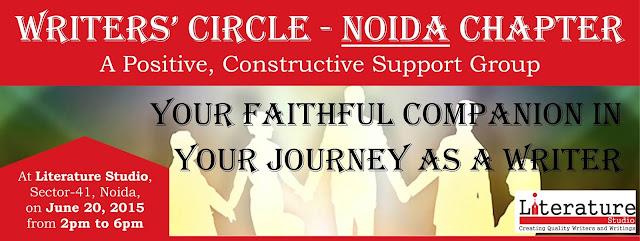 Writer's Circle Workshop at Noida