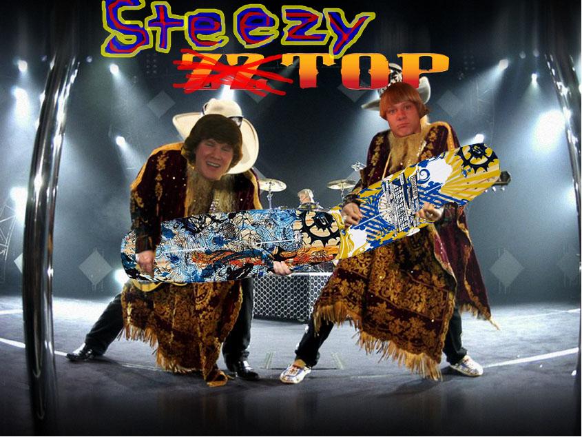 Steezy Top