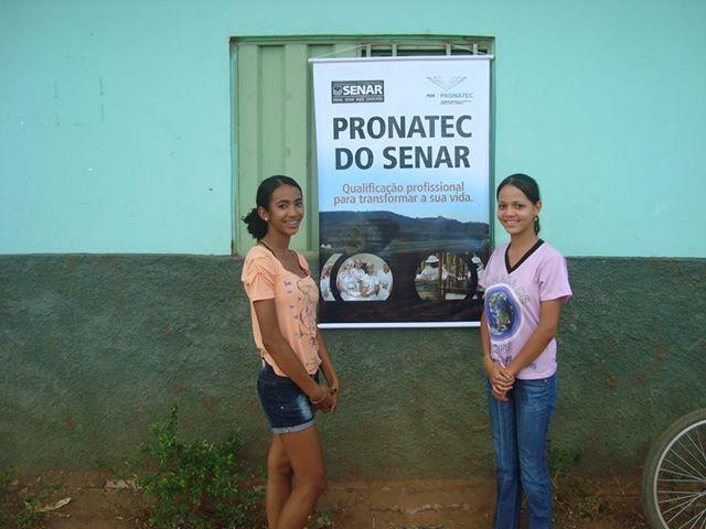 ... Estadual Antônio Corrêa e Silva: AULA INAUGURAL DO PRONATEC FIC