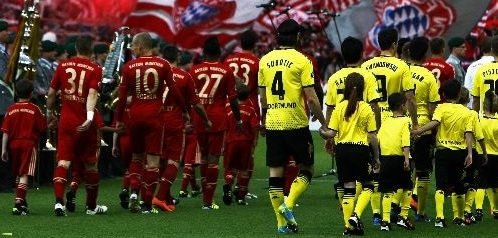 Borussia Dortmund vs FC Bayern Munich Final Live Stream 2013 Champions League