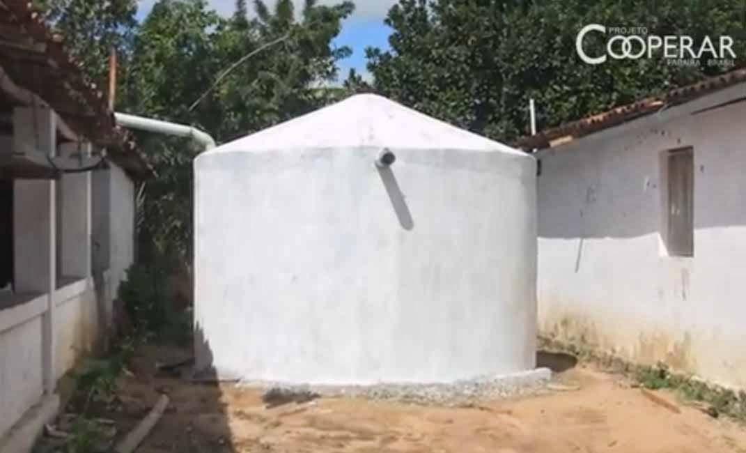 CISTERNA DE ALAMBRADO