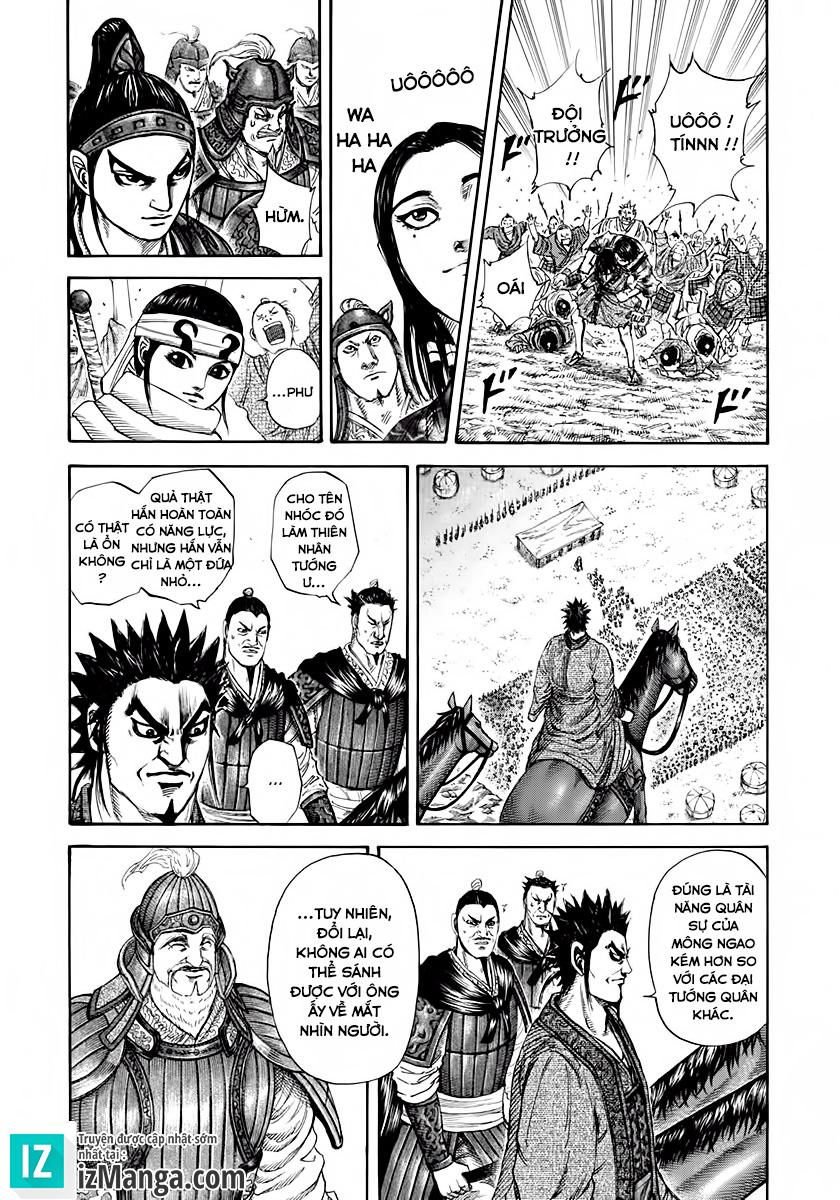 Kingdom - Vương Giả Thiên Hạ Chapter 200 page 17 - IZTruyenTranh.com
