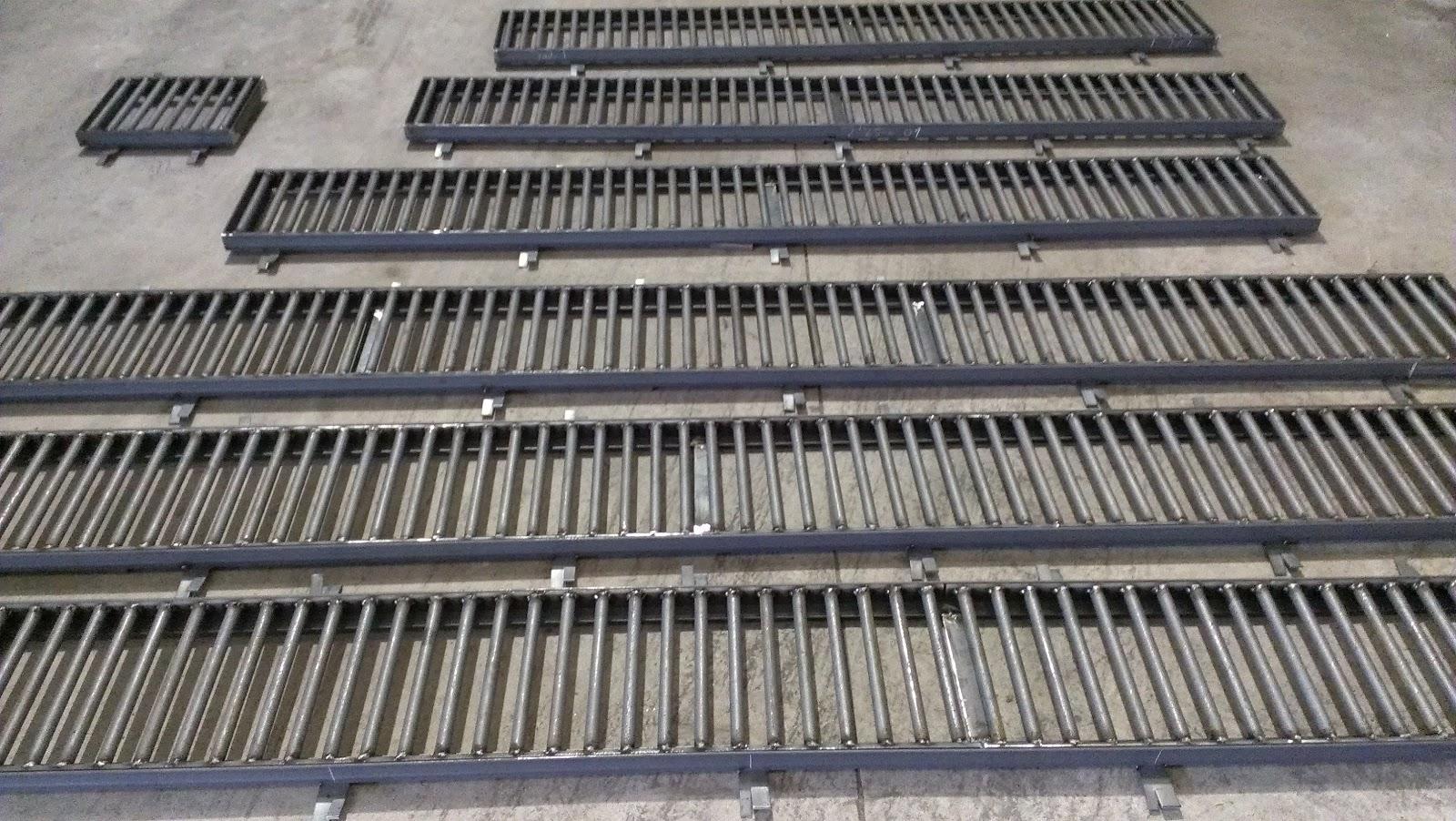 talleres montiel rejillas metalicas sumideros