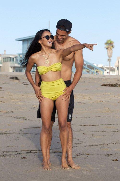 Kat Graham: LA Bikini Beauty » Gossip | Kat Graham