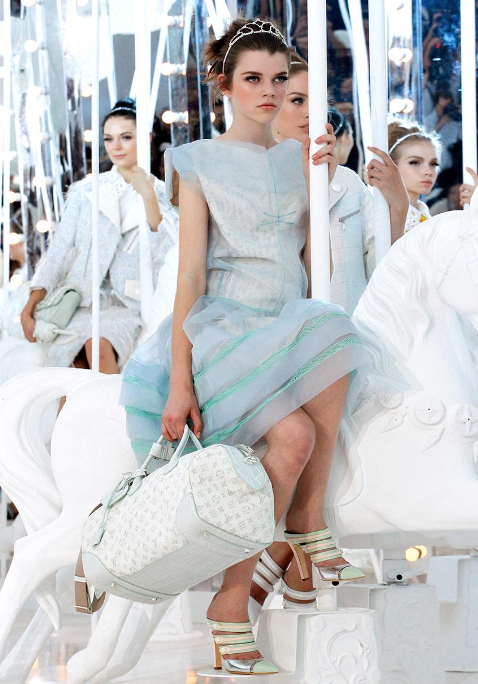 High Fashion Merry Go Round By Amerylis