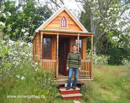 Tiny House casa pequeña americana