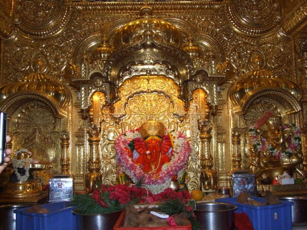 sidhivinayak ganpati temple photos god wallpapers