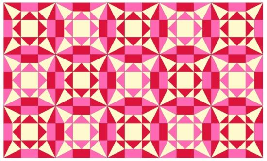 Imaginesque  Quilt Block 19  Templates For Epp  Hand