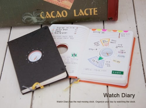 01-Nondigital-Retro-Diary-Korean-Company-Connect-Design