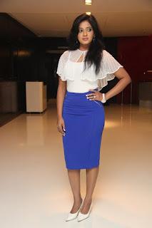 Reshma Pasupuleti Pictures at Masala Padam Movie Audio Launch   (18)