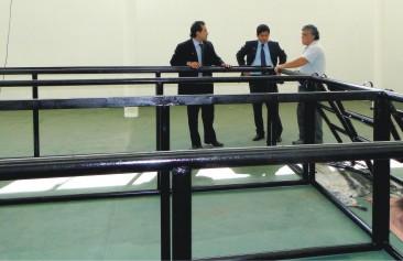 Federaci n cordobesa de box inauguran gimnasio de boxeo for Gimnasio de boxeo