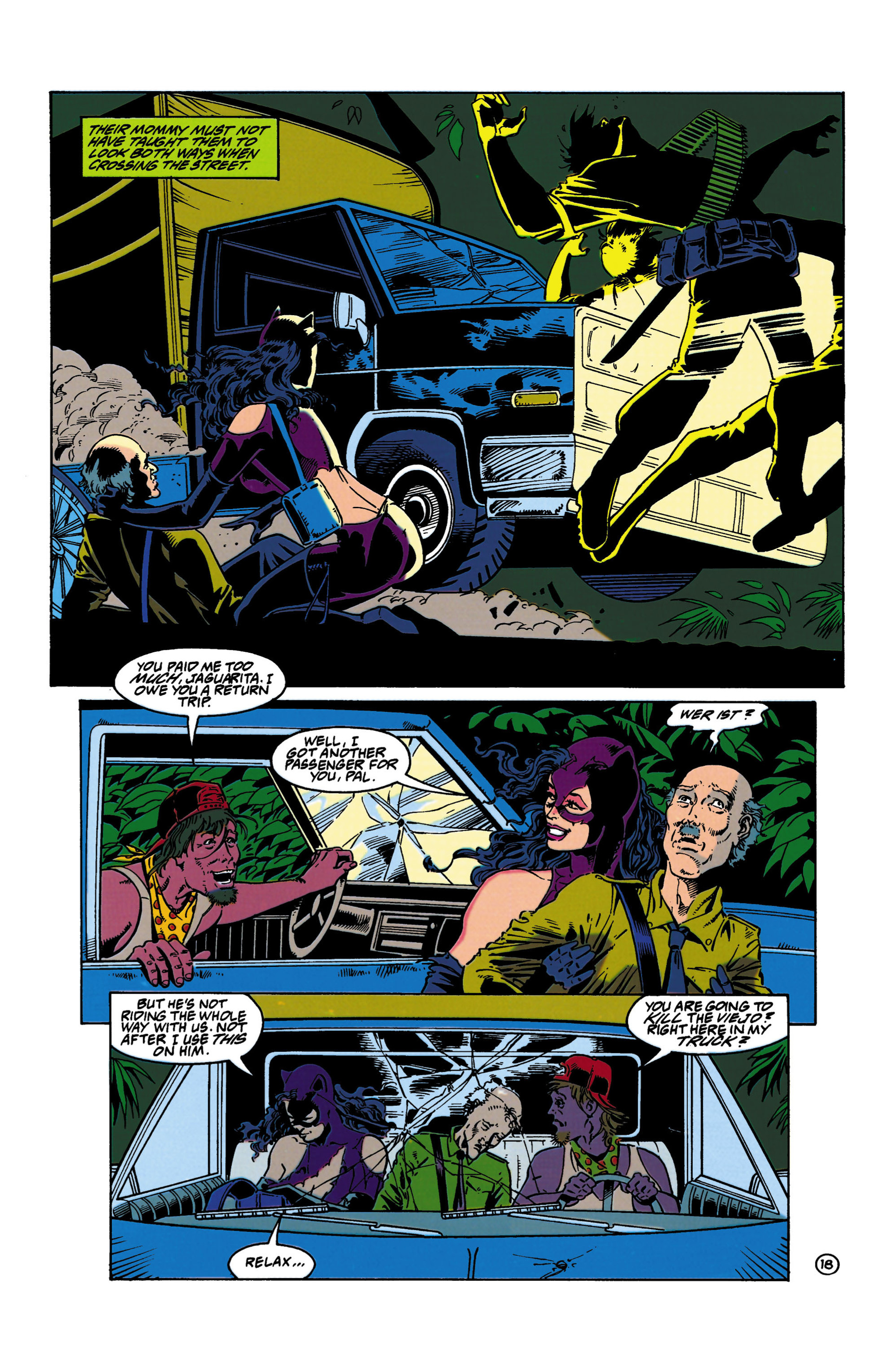 Catwoman (1993) Issue #19 #24 - English 18