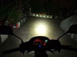 Cara Agar Lampu Motor Menyala Lebih Terang