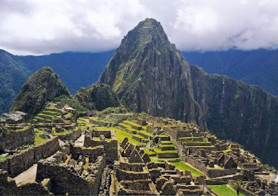 Machu Picchu Cuzco Peru